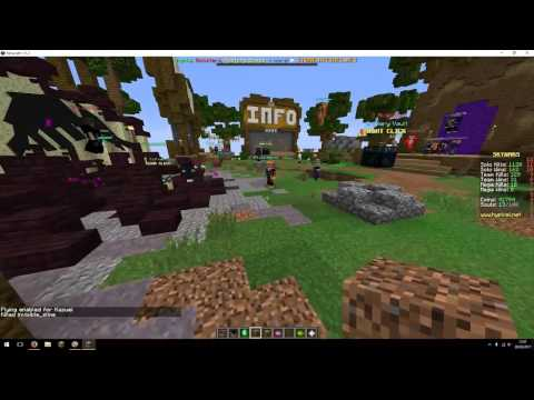 Minecraft Force OP 1.11 [HYPIXEL]