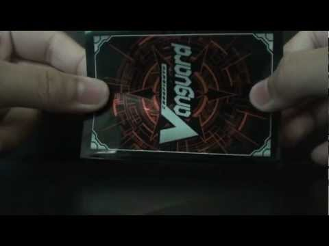 Cardfight!! Vanguard - Product Review: Exclusive Red Logo Card Sleeves