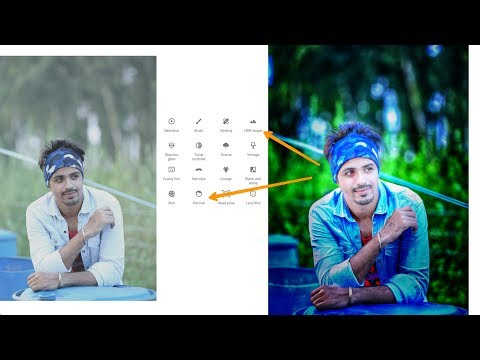 Snapseed Photo Editing _ Best Color Effects | Amazing Editing 2 Tricks