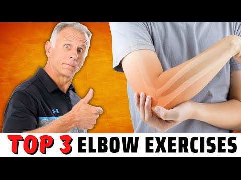 Top 3 Elbow Straightening Exercises & Stretches (Do It Yourself)