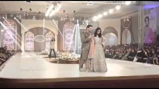 DiyareDil fame couple, Osman Khalid Butt and Maya romance on ramp