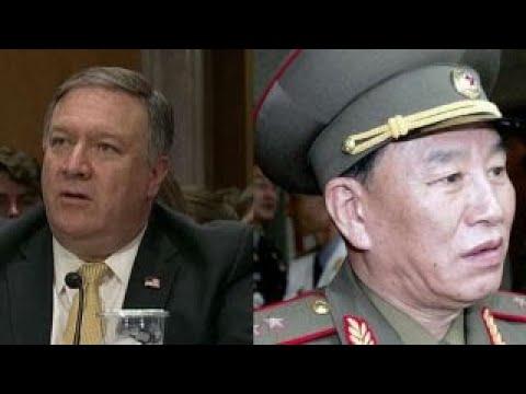 North Korea spy master visit signals serious negotiations: Gordon Chang