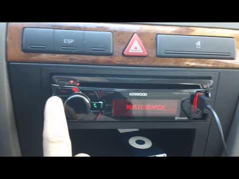 Audi A6 1998-2004 Stereo Upgrade Bluetooth iPhone/iPod Al & Eds Autosound #4 Los Angeles