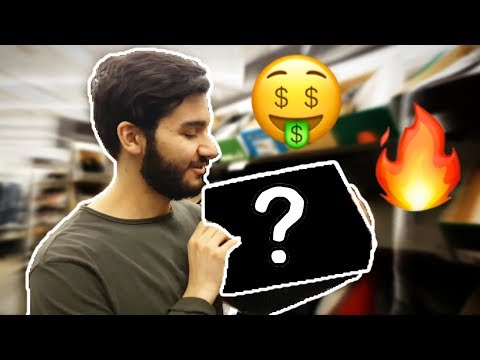 $100 NIKE Outlet vs ADIDAS  CHALLENGE!!!