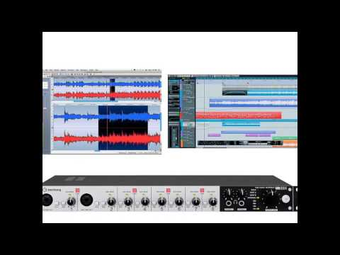 Steinberg UR824 Audio Interface review