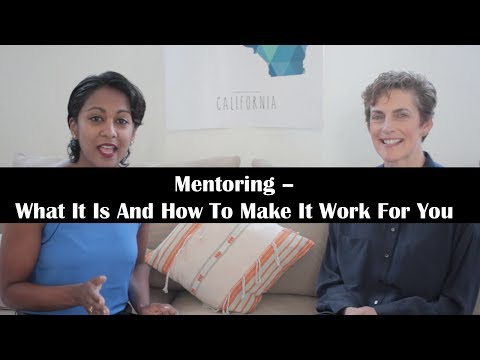 Mentoring: What It Is And How To Make It Work | Interview with Karen Catlin