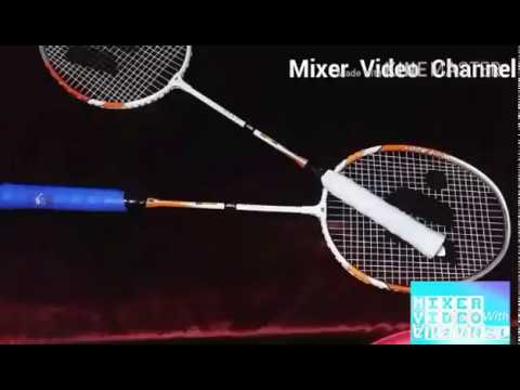 How To Make | A | Badminton Racket | Grip / By Mixer Video Channel......