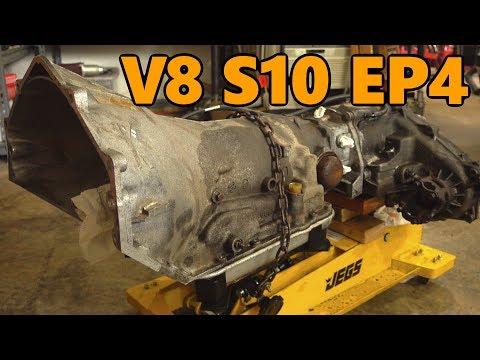 4x4 V8 S10 700R4 Transmission Rebuild & Tune (Ep.4)