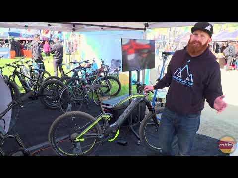 Sea Otter 2018: Bulls Bikes E-bikes