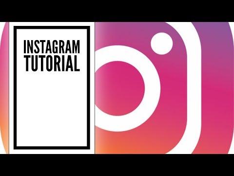 NEW Carousel Feature in Instagram 2017   Instagram Tutorial for Beginners 2017