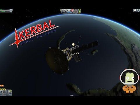 Kerbal Space Program: Building Satellite