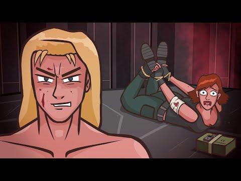 Metal Gear Meryl (Metal Gear Solid 1 Ending parody)