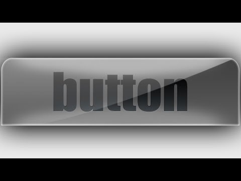Photoshop CS5: Modern Glossy Button Tutorial
