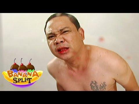 Banana Split spoofs 'Isang Bayan for Pacman'