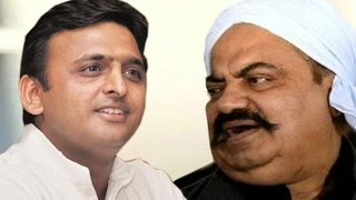 Live: Atique Ahmed went to meet Akhilesh Yadav over Ticket tussle