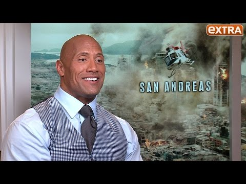 Dwayne 'The Rock' Johnson on How He Embarrasses His Teenage Daughter