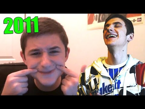 REACTING TO CRINGEY OLD VIDEOS *1 MILLION SUBSCRIBERS* THANK YOU!