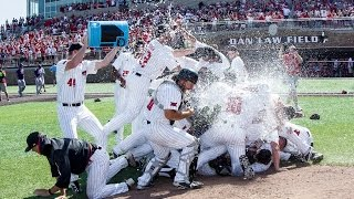 Texas Tech Earns Ticket to Omaha After 11-0 Blowout Over ECU