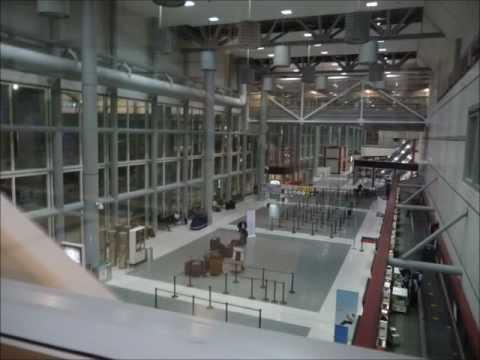 Houston Bush Intercontinental Airport - Passenger Walkthrough