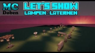 Minecraft Wunschtutorial Laternen Mittelalter Playithub