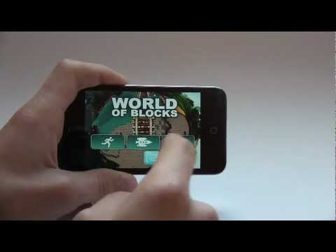 World of Blocks / App Review