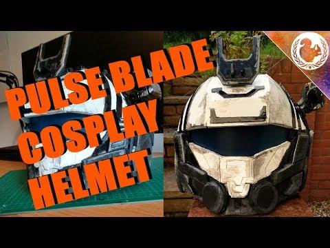 Titanfall 2 Pulse Blade Helmet | Cosplay and Prop Tutorial |