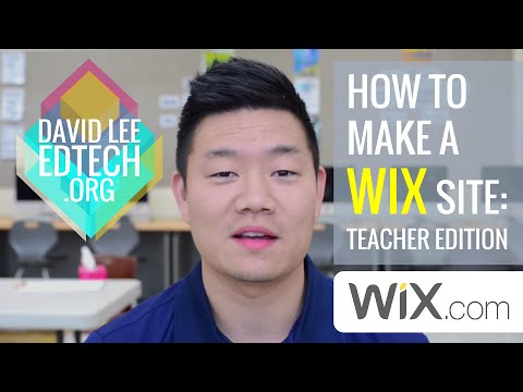 Wix Tutorial: Create a Professional Website