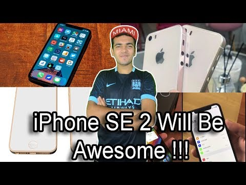 iPhone SE 2 More Leaks, Live ? Face ID ? iPhone X in iPhone SE Case ?iPhone SE 2 2018 ?