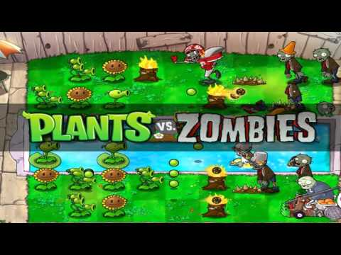 Plants Vs. Zombies - Other Hidden Mini-Games