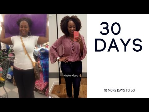 Weight loss in 10 days