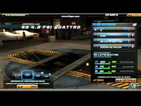 Need For Speed World Money easy