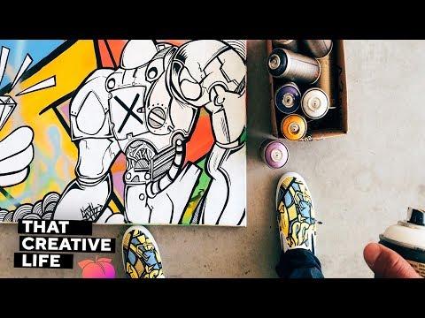 Timmy Ham - Illustrator & Designer | How to Make a Clothing Line & Build a Creative Community (#12)
