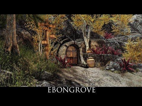 Skyrim SE Mods: Ebongrove - Recall and Teleport SE
