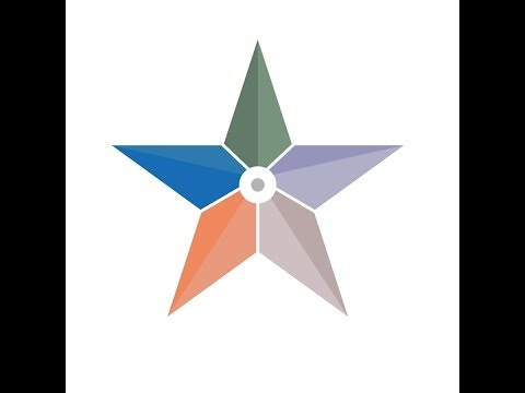 Star Logo Tutorial ( Adobe Illustrator CS6 )