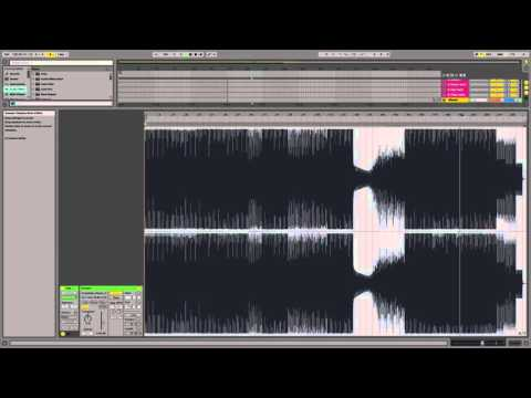 Making a DJ Mix in Ableton Pt.1