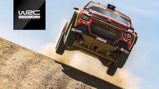 WRC 2 - Rally Italia Sardegna 2019: Saturday Highlights