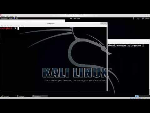 Learn Kali Linux Episode #20: Virtual Private Network (VPN) Setup (Part 1)