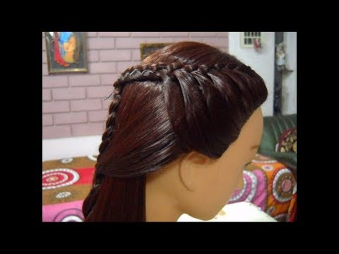 3 Simple and Easy Braids Hairstyle.