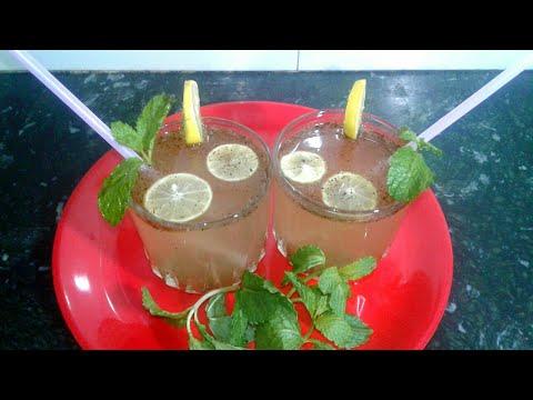 गर्मियों का खास ड्रिंक नींबू पानी बनाने का आसान तरीका। Nimbu Pani Recipe by Rubi/ Shikanji Recipe