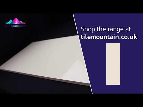 Quick Look: Olympus Vanilla Gloss Wall Tile (443275) - Tile Mountain