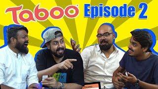 Bekaar Sundays | Taboo ft. Junaid Akram | Ep-2 | Game Show