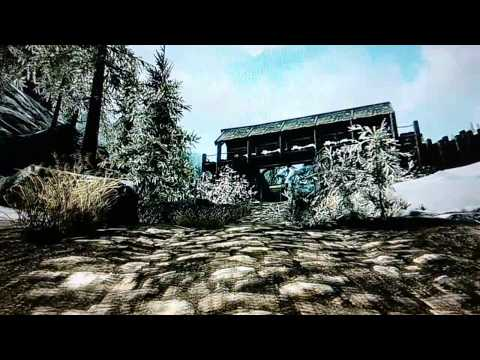 Skyrim PC Mods on Xbox 360 - Helgen Reborn - Construction Complete