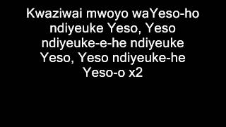 Zimbabwe Catholic Shona Songs - Mwoyo WaYesu WaMwari with