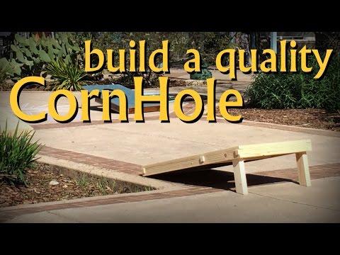 Build a Quality CornHole