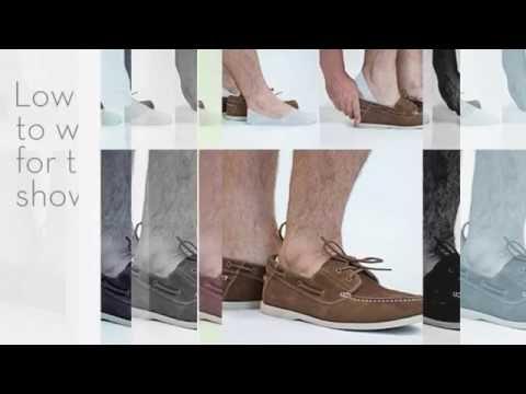 No Show Socks for Men - Bamboo Anti-Slip and Anti-Odor