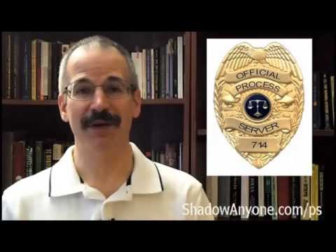 What every Process Server and Private Investigator ought to know about pretext I.D.'s.