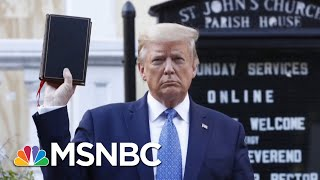 Why White Evangelicals Stick With The President | Morning Joe | MSNBC