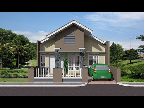 Sketchup make  house design and rendering use Irender Nxt
