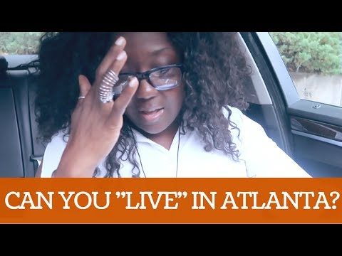 The Quality of Life and Traffic in Atlanta (CHATTY RANT), $150 Grocery Budget | #TeamShanic
