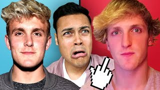 Would You Rather Be Logan Paul or Jake Paul ? (Would You Rather)